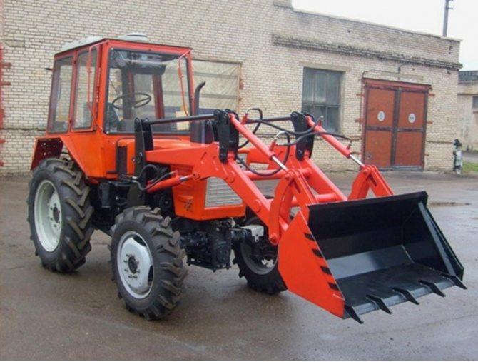 Прицепное оборудование трактора т 25