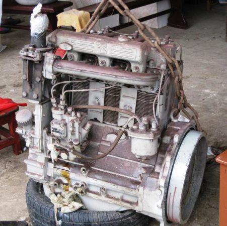 Принцип работы дизельного двигателя Д-130