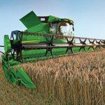 Производство более 650 000 жаток означает, что данная жатка является надежной и проверенной в полевых условиях