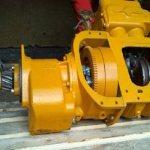 Пусковой двигатель трактора Т–130