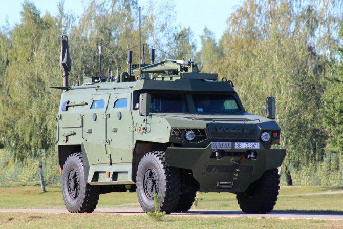 Р-186 «Богатырь-2» на шасси МЗКТ-490100-019. Фото автора - Бронированный «Волат» | Warspot.ru