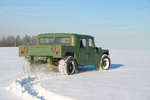 Рама и шасси «ГАЗ-66» как основа для создания вездеходов