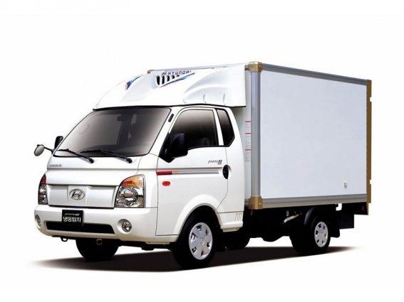 Расход топлива на фургоны Hyundai