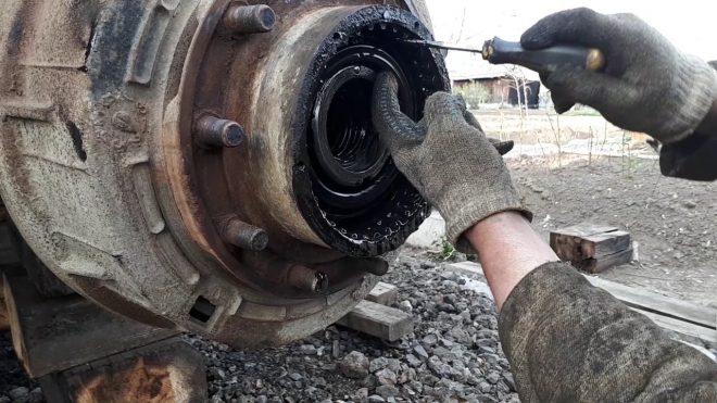 Регулировка тормозов Урал 4320