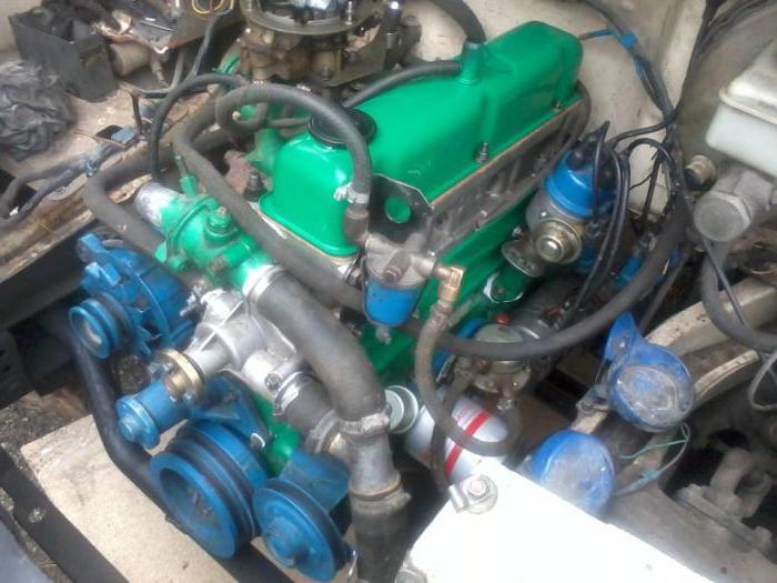 ремонт двигателя 402 газель