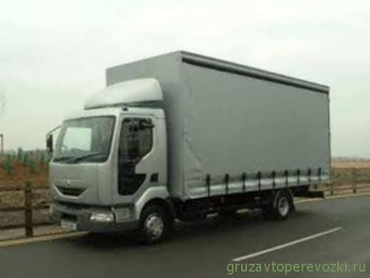 рено грузовик мидлум