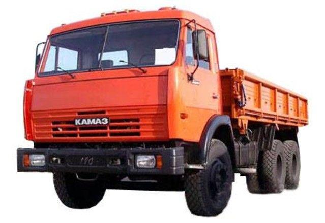 Самосвал Камаз модели 55102 (6x4)