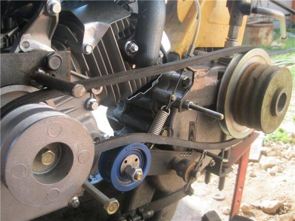 Сцепление мотоблока Луч МБ-1