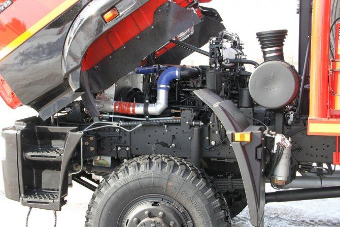 Сделано в России: двигатели Cummins для «КАМАЗа»