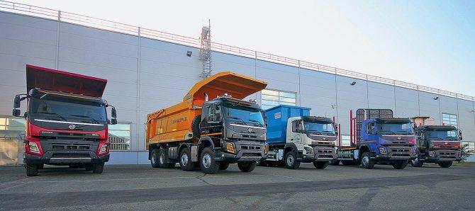 Сделано в России: как устроен и что производит завод Volvo Group в Калуге