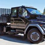 Седельный тягач «Урал NEXT Т25.420 6х4» (7470-0005511-01)