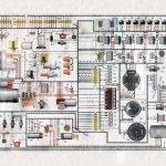 Схема электрического оборудования