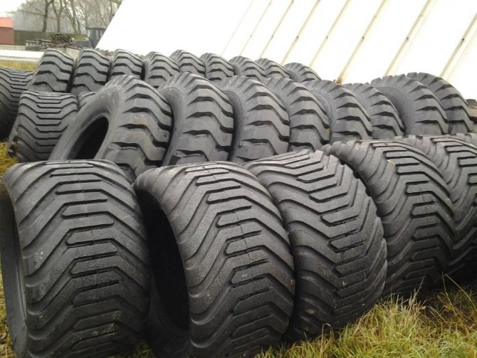 Шины для сельхозтехники и тракторов