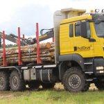 Сортиментовоз MAN TGS 33.480 (6×6). Немец для российских особенностей скандинавской технологии лесозаготовки. Детальный обзор