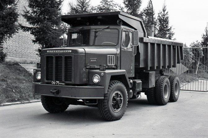 Сто десять лет «Интера»: история грузовиков International