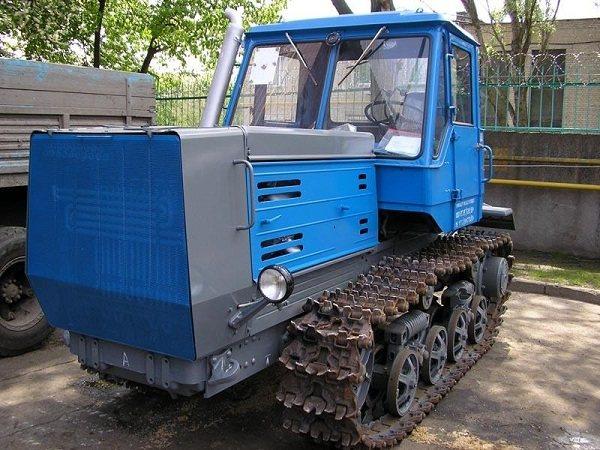 Стоимость гусеничного трактора Т-150 в 2020 году