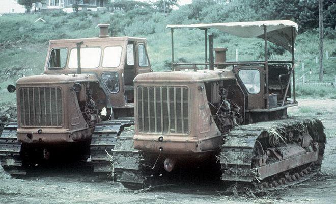 Т-108 с модификацией