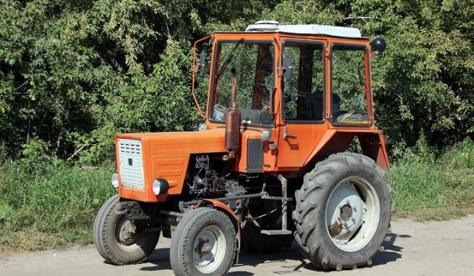 Т 25 трактор