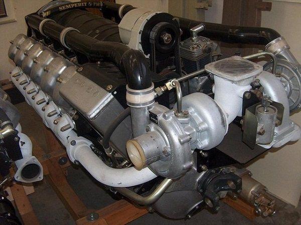 Татра 148 двигатель