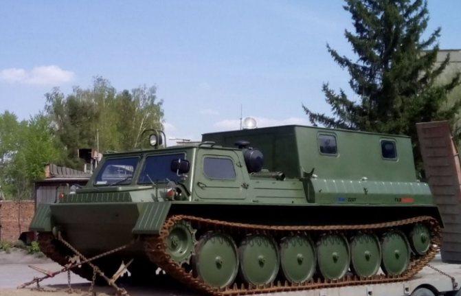 Технические характеристики ГАЗ 34039