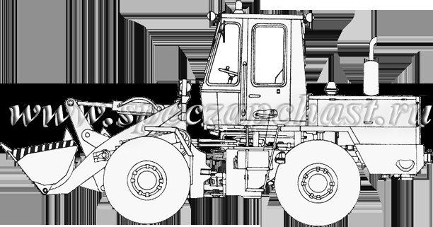 Технические характеристики Орловских погрузчиков
