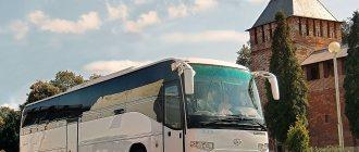 Тест-драйв автобуса Higer 6119TQ, журнал «Грузовик Пресс»