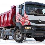 Тест-драйв самосвала Renault Kerax 380.34 6x4 HD, журнал «Грузовик Пресс»