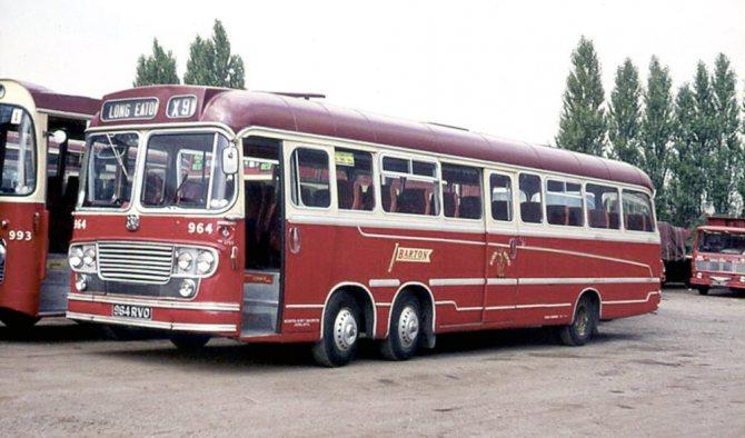 Топ-10 самых необычных автобусов мира