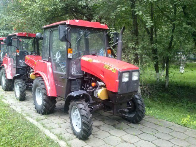 Трактор Беларус МТЗ 320.4
