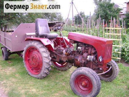 Трактор ДТ-20