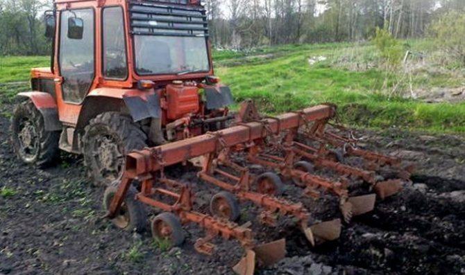 Трактор К-20 – технические характеристики