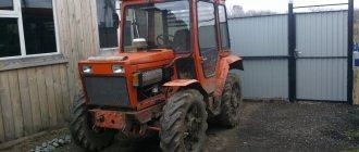 Трактор Кировец К-20