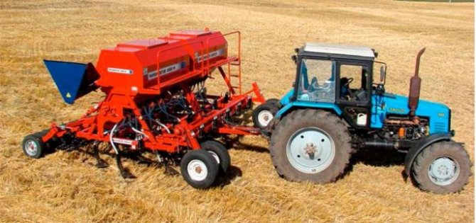 Трактор МТЗ 1221: технические характеристики