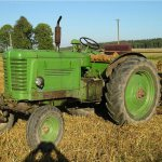 Трактор МТЗ 2