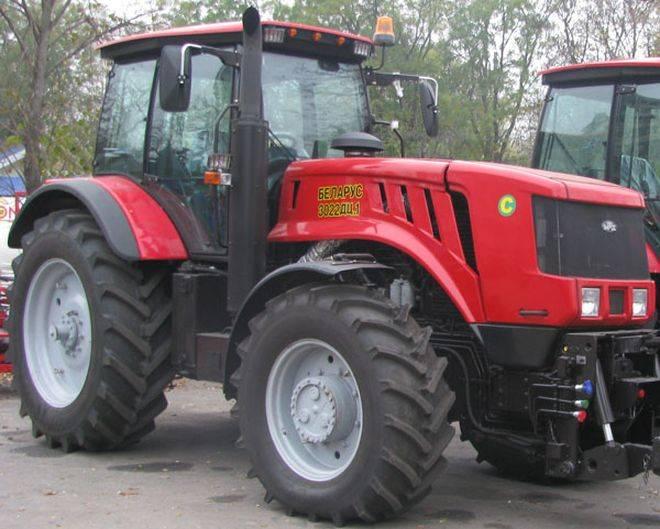 Трактор МТЗ 3022