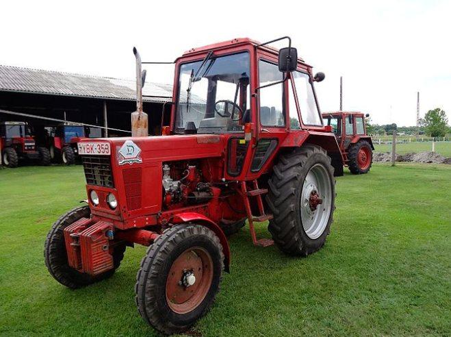 Трактор МТЗ-80 – технические характеристики