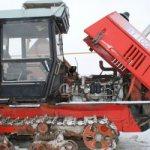 Трактор Вт 100д