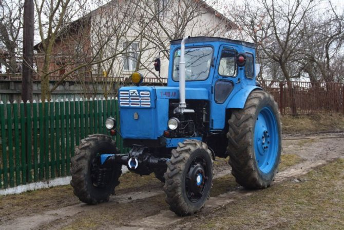 Трактора Т 40