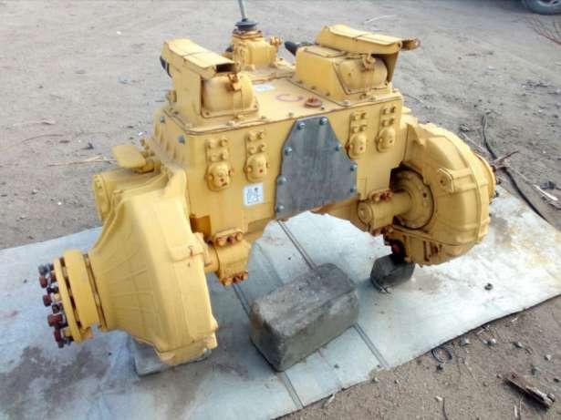 Трансмиссия ДТ-75