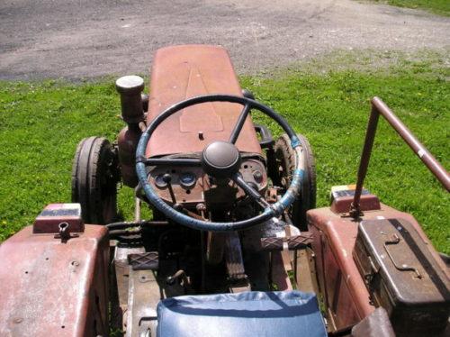 Трансмиссия; рулевое и тормозное управление