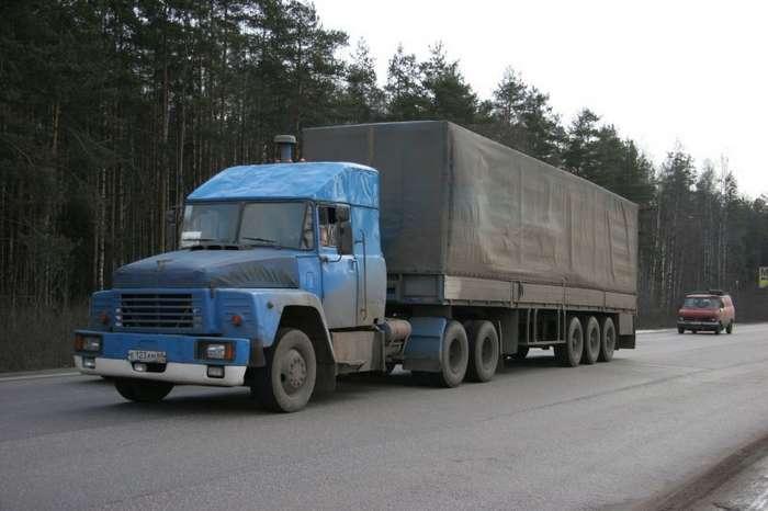 Тюнинг советских грузовиков КрАЗ-20 фото-