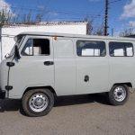 УАЗ-374195: описание, технические характеристики и фото