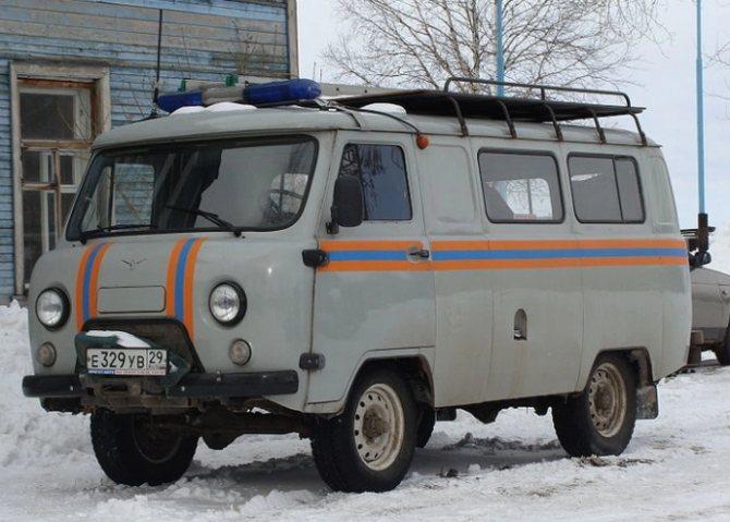 УАЗ-452АС