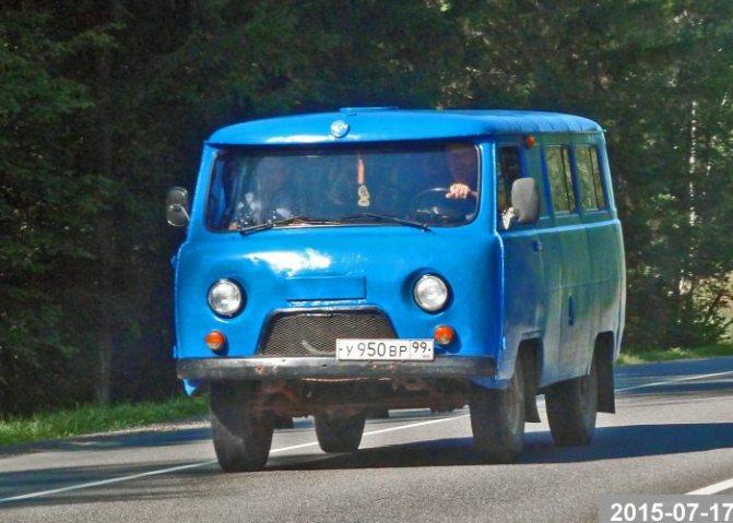 УАЗ-452Г