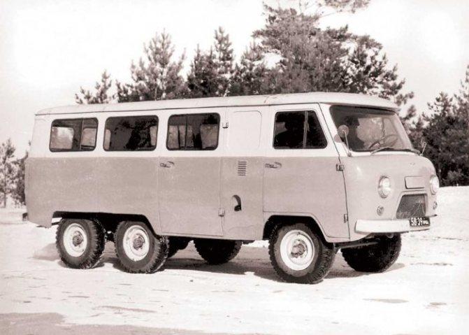 УАЗ-452К