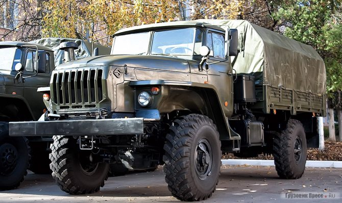 «Урал-43206»