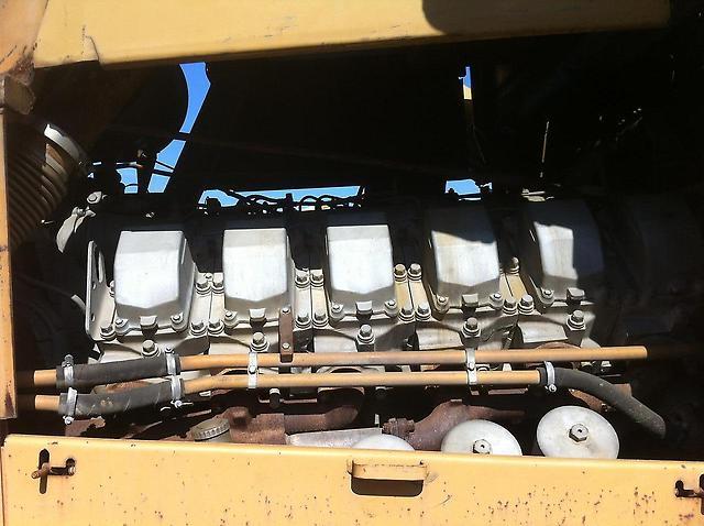 Устройство бульдозера Т-35