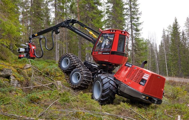 Устройство для леса
