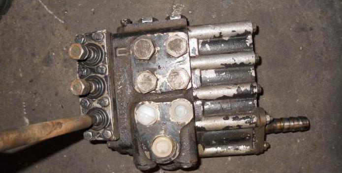 устройство гидрораспределителя р 80