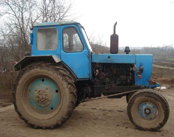 Устройство, характеристики, назначение трактора юмз 6